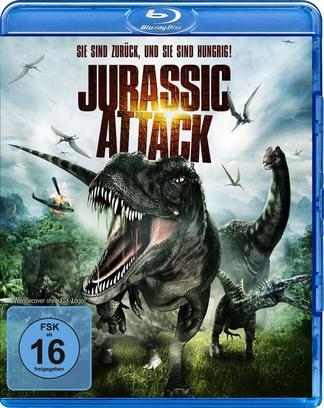 侏罗纪进攻/恐龙侵袭