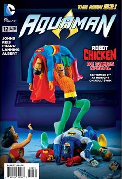 机器鸡:DC漫画特辑