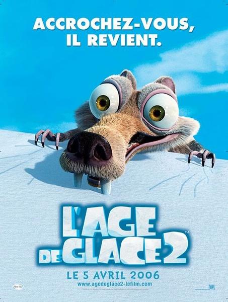 冰川时代2:融冰之灾3D