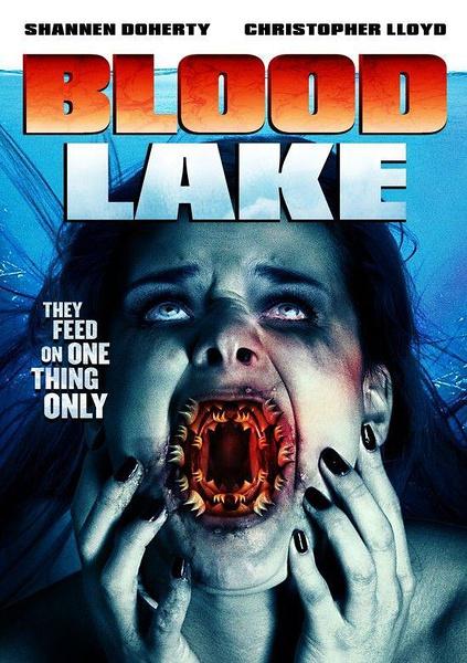 血湖/杀人七鳃鳗的攻击