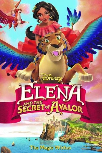 艾莲娜公主与阿瓦洛王国之谜
