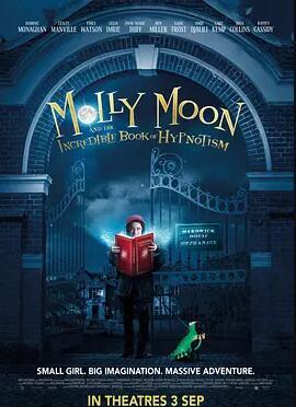 茉莉·梦妮与神奇的催眠书
