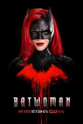 蝙蝠女侠第一季