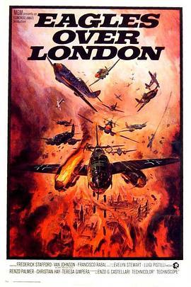 倫敦上空的鷹