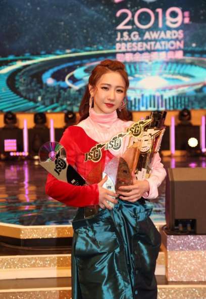 2019年度劲歌金曲颁奖典礼