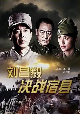 刘昌毅决战宿县