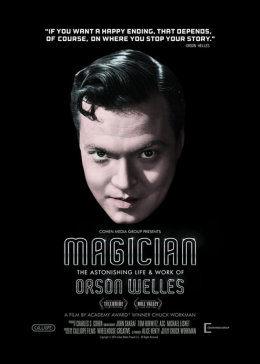 电影魔术师:奥逊·威尔斯